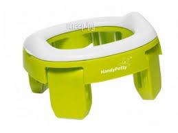 Купить <b>Горшок</b> Roxy-Kids HandyPotty Lime HP-250GR по низкой ...