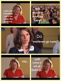 Mean Girls on Pinterest | Mean Girl Quotes, Glen Coco and Karen O'neil via Relatably.com