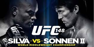 Casual Friday - UFC 148 Preview