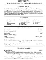account manager resume example marketing sample resumes livecareer    best accounting resume templates sles