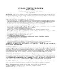 dispatcher resume objective template dispatcher resume objective