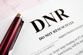 Image result for do not resuscitate order