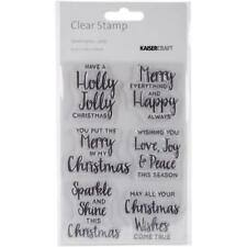 Christmas Rubber Stamps for sale | eBay