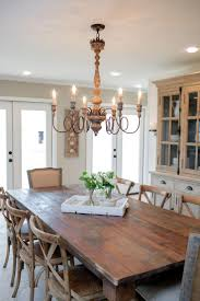 Dining Room Furniture Best Rustic Chandelier Ideas On Pinterest - Dining room pinterest