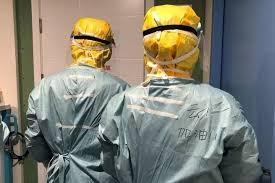 Китайцы описали смерть от коронавируса - МК