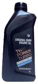 <b>Моторное масло BMW</b> TwinPower Turbo <b>Longlife</b>-<b>01</b> 5W-30 1 л ...