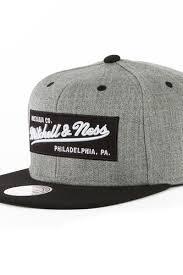 <b>Бейсболка MITCHELL&NESS</b> Box Logo M&N Own Snapback NE18Z