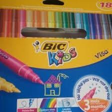 Отзывы о <b>Фломастеры Bic</b> kids visa