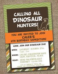 birthday invitation templates dinosaurs ctsfashion com bie friday dinosaur party printables