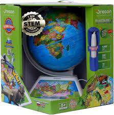 Интерактивный <b>глобус Oregon Scientific SG 268 RX</b> купить в ...