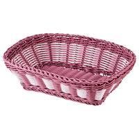 «<b>Корзина</b> пластиковая розовая» — Посуда и кухонные ...