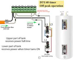 how to wire water heater thermostat 240v Thermostat Wiring 240v Thermostat Wiring #42 wiring 240v thermostat