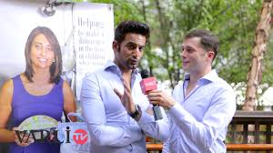 an interview model actor upen patel