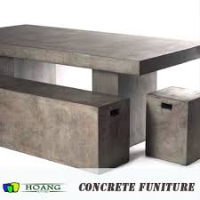lightweight concrete furniture cement furniture