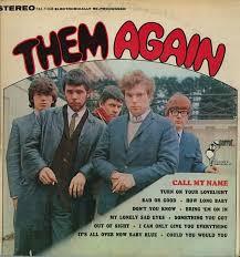 <b>Them</b> - <b>Them Again</b> (1966, Vinyl) | Discogs