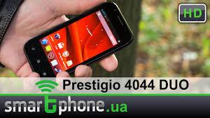 <b>Prestigio MultiPhone</b> 4044 DUO - Обзор бюджетного смартфона ...