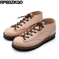Lace Up New Real Leather <b>British Style</b> 11 Large <b>Size 46</b> Men ...