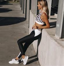 best clothing summer <b>gym women set</b> brands and get free shipping ...
