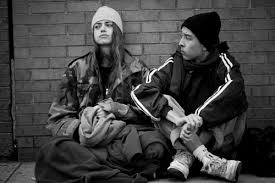 Image result for teenagers living on the street