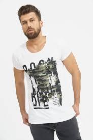 <b>trueprodigy</b> T-Shirt »Rock & Military« mit großem Frontprint online ...