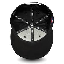 11945715 <b>Бейсболка New Era</b> 9FIFTY Snapback <b>Black</b> on <b>Black</b> ...
