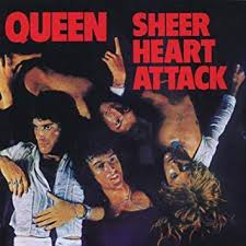 <b>Sheer Heart</b> Attack: Amazon.co.uk: Music