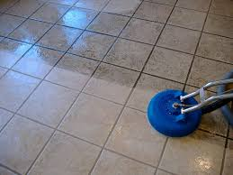 Travertine Cleaning with surface Cleaner