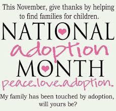 Adoption Day Quotes. QuotesGram via Relatably.com