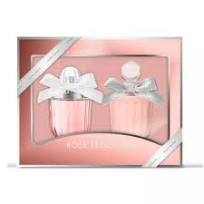 <b>Womensecret Rose Seduction</b> Gift Set Eau De Parfum 100ml + Body ...