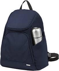 Travelon Anti Theft Classic Backpack, Midnight ... - Amazon.com