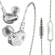 <b>QKZ CK9</b> 3.5mm In-ear Dual Dynamic Unit <b>Earbuds</b> HiFi <b>Earphone</b> ...