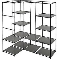 Wardrobes Home, Furniture & DIY vidaXL <b>Corner Wardrobe</b> Closet ...
