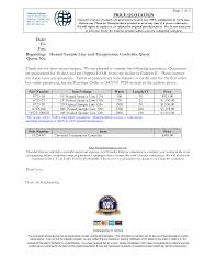 business letter format quotation format quotation letter format photos of business quotation format examples business letter format