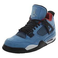 Nike Mens Air Jordan 4 Retro Cactus Jack University ... - Amazon.com