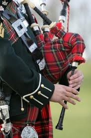Image result for firefighter funeral bagpipes