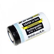 Купить <b>Аккумулятор незащищенный Armytek 18350</b> Li-Ion 900 ...