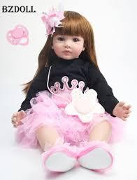 Online Shop <b>NPK</b> Promotion lifelike real touch babydolls <b>full</b> vinyl ...