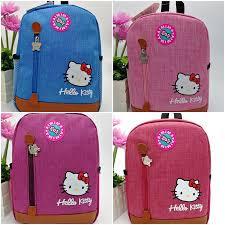Child <b>School Bag</b> Cartoon Hello <b>Kitty</b> Backpack Kid <b>Kindergarten</b> ...