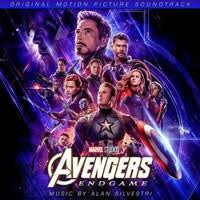 Soundtrack : <b>Avengers</b>: <b>Endgame</b> - Record Shop Äx