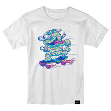 Super7 T-Shirt - <b>Skating Mummy</b> Boy | Super7