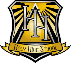 Holy High School Shield by *SianaLaurie on deviantART - holy_high_school_shield_by_sianalaurie-d5svean