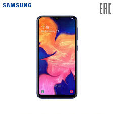 <b>Смартфон Samsung Galaxy A10</b> (2019), купить по цене 8990 руб ...