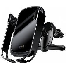 Купить <b>Baseus Rock Solid</b> Vehicle Wireless <b>Charger</b> Беспроводное ...