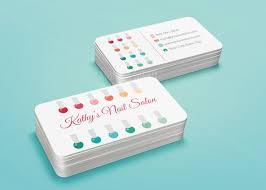 nail salon nail salon business card template stylish beauty business card nail salon manicure business card loyalty card