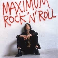 <b>Primal Scream</b> - <b>Maximum</b> Rock 'n' Roll - The Singles - LPx2+ ...