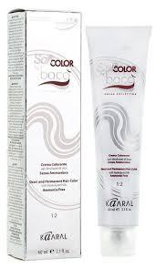 Kaaral Baco Soft Color <b>полуперманентная</b> крем-<b>краска для волос</b> ...
