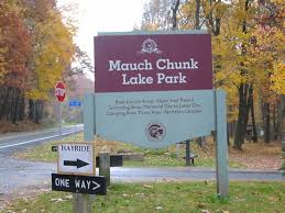 Image result for Mauch Chunk Lake Park