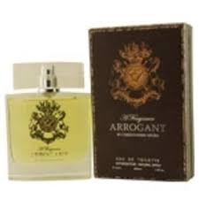 <b>Arrogant</b> Perfume by <b>Christopher Wicks</b> for Men Eau de Toilette ...