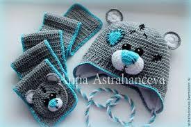 "комплект шапка и <b>шарф</b> ""<b>Мишка</b> Тедди"" - <b>шарф</b>,комплект зимний ..."