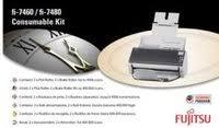 «<b>Расходные</b> материалы <b>Fujitsu</b> Consumable <b>Kit</b> fi-7460/7480, Арт ...